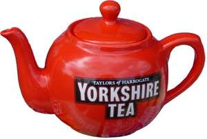 Yorkshire Tea One Cup 160 + 50% (240) £3.99 @ Lidl