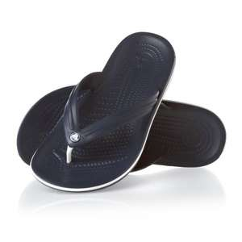 Crocs Unisex Crocband Navy Flip-Flops £7.99 @ Amazon (Free delivery £10 spend / Prime)