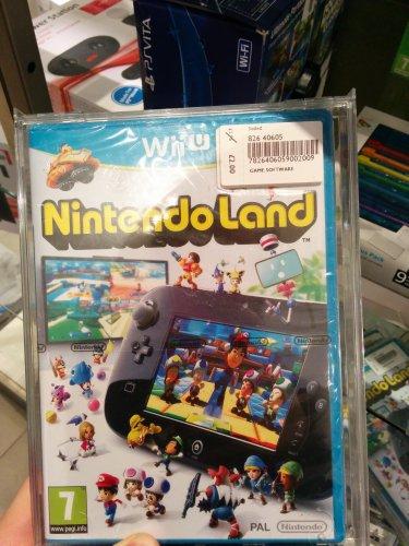 NintendoLand £2 - John Lewis Cheadle