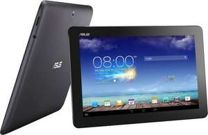 Refurbished tablet ASUS MeMo Pad ME102A Quad-Core 1.60GHz / 16 GB HDD / Black £99 @ Asus Shop