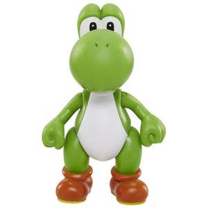 "Yoshi 4-inch ""World of Nintendo"" articulated figure with Egg £4.05 @ Amazon (free delivery £10 spend/prime)"