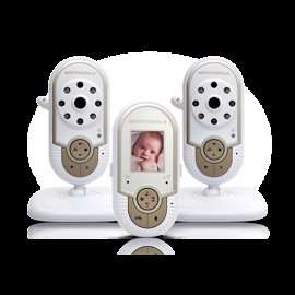 Motorola mbp28 twin camera baby monitor £49.99 @ Aldi