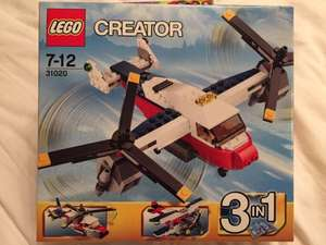 Lego Creator 31020 in store at Asda £6.50
