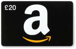 £5 Amazon Gift Card when you Purchase a £20 Gift (email invite)