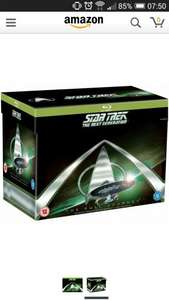 Star Trek: The Next Generation - Season 1-7 [Blu-ray] [Region Free] £118.84 @ Amazon
