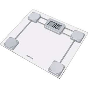 Salter Compact Glass Platform Electronic Scale £9.99 @ Argos