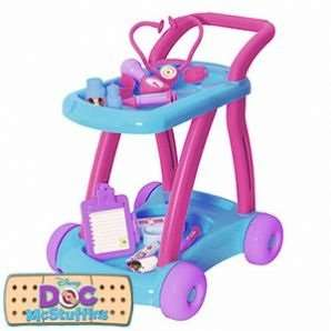 Disney Doc McStuffins Doctors Trolley £10 @ tesco instore