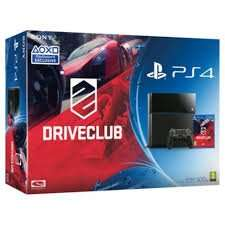 ps4 drive club bundle £299 Tesco direct could be cheaper with new customer codes.
