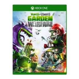 Plants vs Zombies: Garden Warfare Xbox One £15 @ Tesco Direct