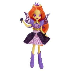 musical my little pony equestria doll £9.99 @ smyths toys