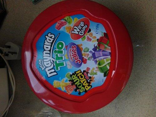 Maynards sweet box £2.50 @ Tesco  limetree Bristol