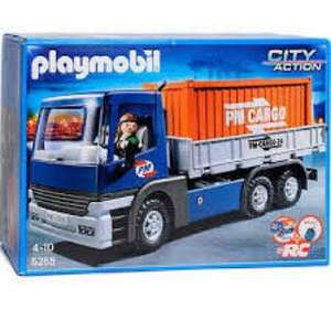 Playmobil 5255 Cargo Truck with Container - £16.49 Instore @ John Lewis