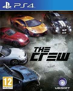 The crew PS4 £24.85 @ Amazon