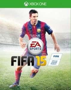 FIFA 15 holiday pack £14.82 Hungarian xbox store