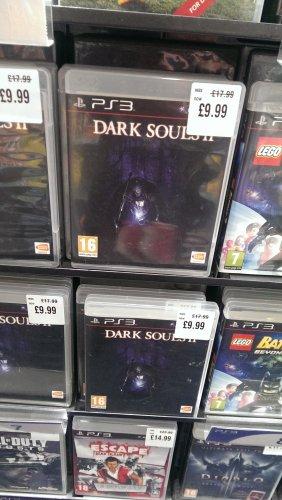 dark souls 2 ps3 £9.99 @ hmv instore