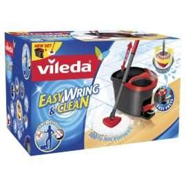 Vileda easy wring mop and bucket, half price, £15 tesco direct, free C+C.
