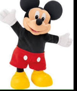 Dancing Mickey £11 @ Tesco instore