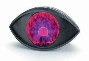 Large Eye Plasma Ball Lamp Light Amazing Spectacle Plasma Show £8.99 Sold by InternetukShop and Fulfilled by Amazon   (free delivery £10 spend/prime)