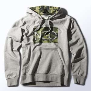 Mens Adidas Neo Camouflage Hoodie 50% OFF £18.95 delivered @ Adidas.co.uk