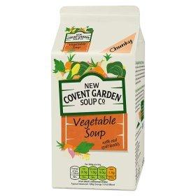 ASDA Covent garden soup rollback 98p