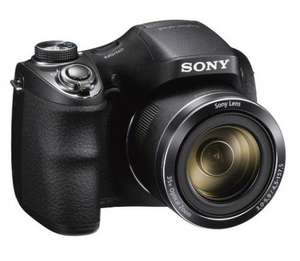 Sony H300 Digital Compact Camera - Black (20.1MP, 35x Optical Zoom) £99.99  @ Amazon
