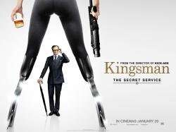 SFF - Kingsman: The Secret Service 19th - Vue code 176865  - Odeon code 995008