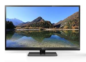 SEIKI SE39UY01UK 39-Inch 4K Ultra HD LED TV with Freeview [Energy Class A] - £269.99 - @ Amazon