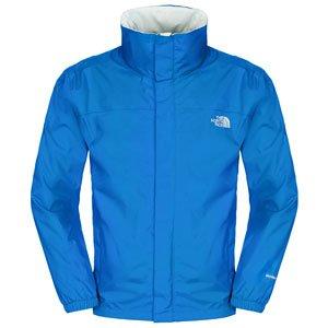 North Face Resolve Jacket Mens (colours: TNF Black, Snorkel Blue, Vanadis Grey). RRP £100 - £59.99