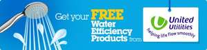 Free Products from United Utilities Water