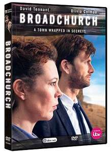 Broadchurch DVD £8.99 at bbcshop.co.uk