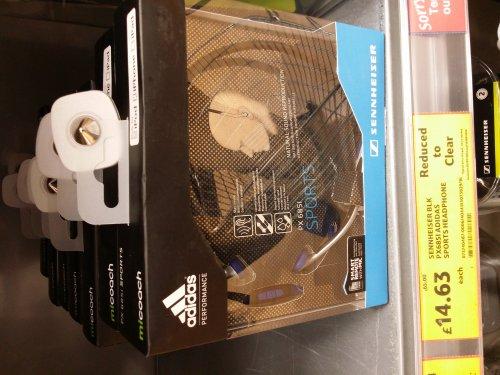 Sennheiser px685 headphones £14.63 @ Tesco instore
