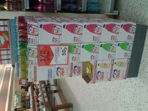 Persil washing up liquid 500ml 50p each at Morrisons