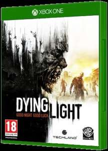 Dying Light Xbox One (Pre-Order) £34.85 (Using Code) @ Rakuten/Shopto