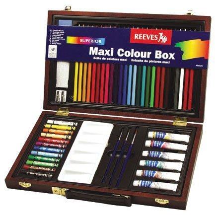 Reeves Superior Maxi Art Set £13.99 @ Amazon