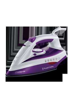 Up to 50% off irons @ Sainsburys - e.g. Russell Hobbs Steamglide Pro 19221 - £19.99
