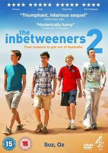 The Inbetweeners Movie 2 (DVD) (pre-owned) £5.50 @ Xtra-Vision
