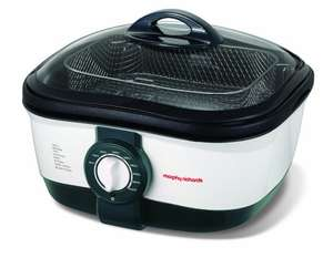 Morphy Richards Intellichef white multicooker 8in1  Was £69.99 now £39.99 @ Dunelm mill.