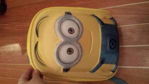 Despicable Me Minion back pack £3 instore at primark