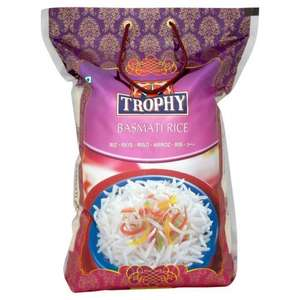 ** Trophy Basmati Rice 10kg only £3 @ Morrisons **