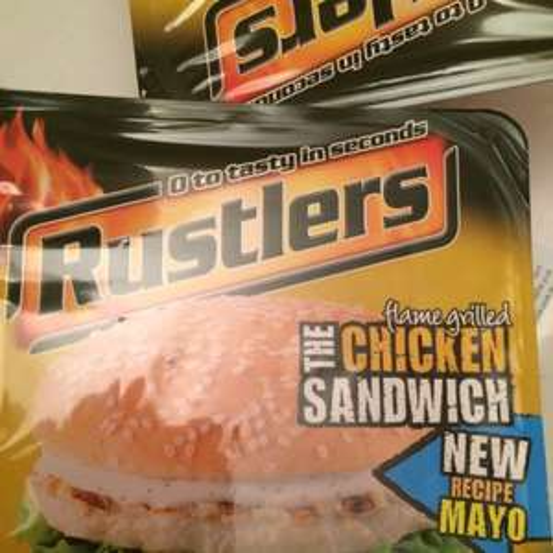 Rustlers Chicken Sandwich and CheeseBurger £1 @ Tesco