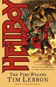 Hellboy book chapters (the fire wolves)