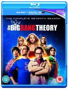 The Big Bang Theory: Season 7 (With Ultraviolet HD) (Blu-Ray) £10.99 Delivered @ The Entertainment Store Via eBay