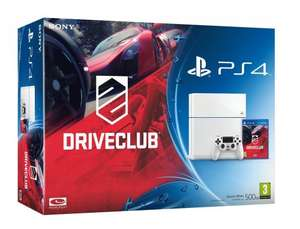 Used - Very Good PS4 with Driveclub £271.68 @ amazon warehouse deals