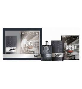 James Bond 007 EDT 125ml Gift Set £15.25 Boots.com