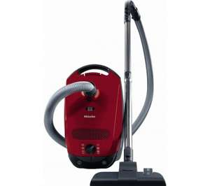 MIELE Classic C1 Junior PowerLine Cylinder Vacuum Cleaner - Mango Red now £99.99 was 149.99 @ currys