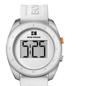 Boss Orange Men's White Strap Watch £31.99 @ H Samuel