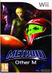 Metroid: Other M - £6.88 delivered @ Gameline GmbH via Amazon (or £4.85 Free Delivery with Prime)