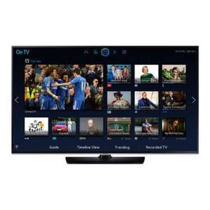 Samsung UE32H5500 Full HD Smart LED TV with Built In Wi-Fi and Freeview HD Inc 5 Year Guarantee + 3 Months Subscription to Deezer & 12 Months MUBI + FREE Samsung WAM250 multi-room Hub via redemption £249 @ Tesco Direct