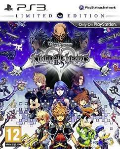 Kingdom Hearts HD 2.5 Remix Limited Edition £22.95 PS3 (Like New £21.95) @ The Game Collection