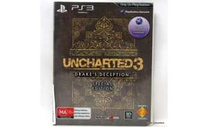 Uncharted 3 Special Edition £4 @ CeX instore